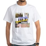 Regular People White T-Shirt
