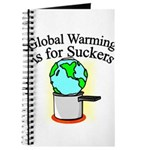 Global Warming is for Suckers Journal
