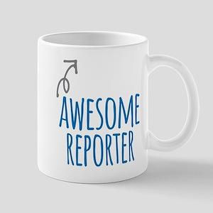 Awesome reporter Mugs