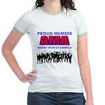 Proud Member of the AMA Jr. Ringer T-Shirt