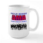 Proud Member of the AMA Large Mug