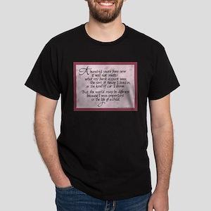 100 Years, Mauve - Dark T-Shirt