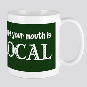 Local Money - Mug