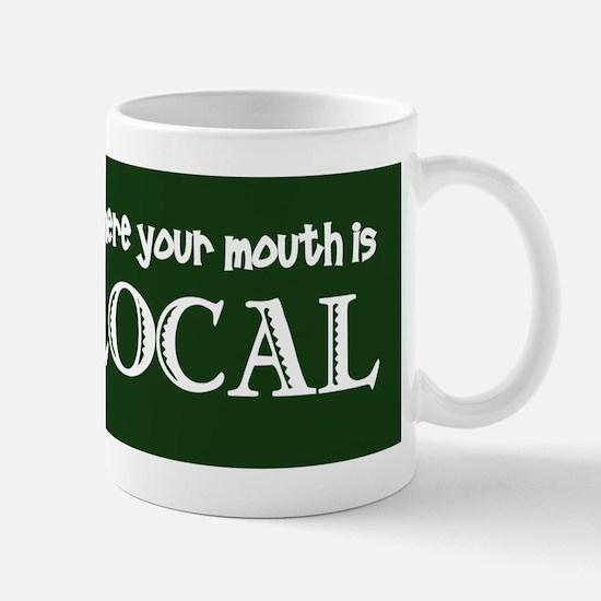 Local Money - Mug