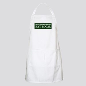 Local Money - Apron