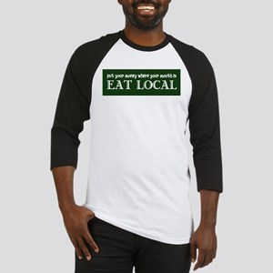Local Money - Baseball Jersey