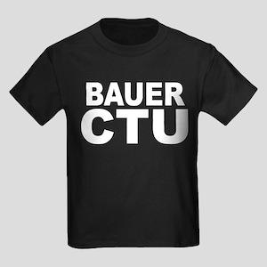 Jack Bauer CTU Kids Dark T-Shirt
