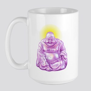 HAPPY BUDDHA Large Mug