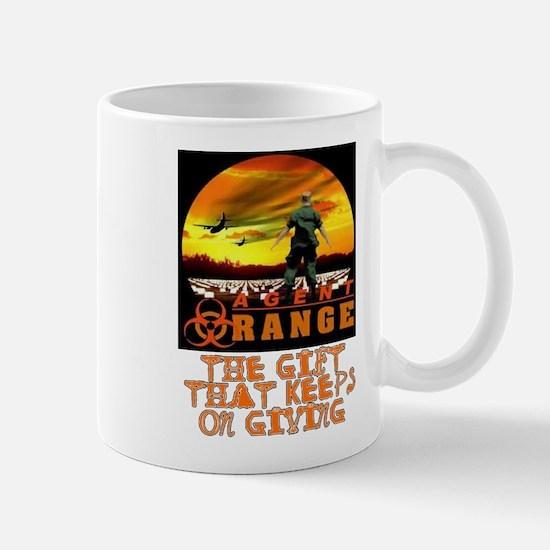 AGENT ORANGE SUNSET Mug