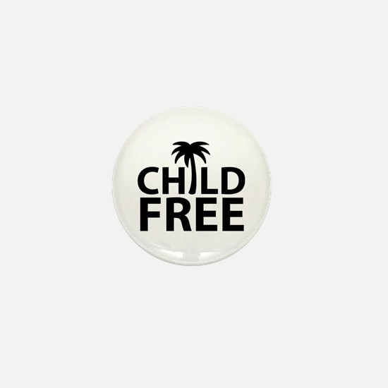 Childfree Mini Button