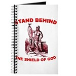 Stand Behind the Shield of Go Journal