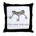 Gaith Hope Charity - You are Throw Pillow