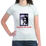 Stand for the Truth Jr. Ringer T-Shirt