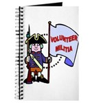 Volunteer Militia Journal