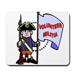 Volunteer Militia Mousepad