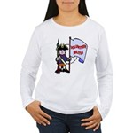 Volunteer Militia Women's Long Sleeve T-Shirt