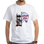 Volunteer Militia White T-Shirt