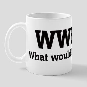 What would Bobby do? Mug