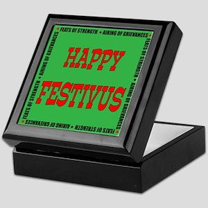 Happy FESTIVUS™ Keepsake Box