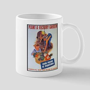 Plant a Victory Garden Mug