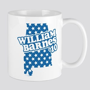 William Barnes '10 Mug