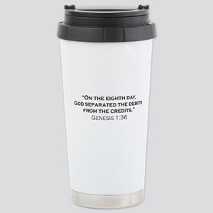 Debits / Genesis Stainless Steel Travel Mug