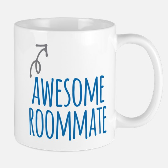 Awesome roommate Mugs