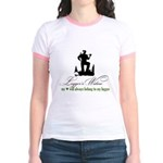 Logger's Widow Jr. Ringer T-Shirt