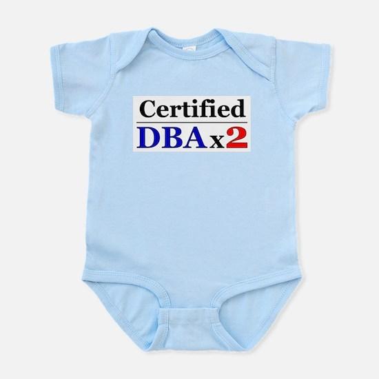 """DBAx2"" Infant Creeper"