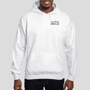"""""""DBAx2"""" Hooded Sweatshirt"""