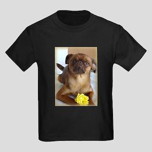 Petit Brabançon Dante Kids Dark T-Shirt