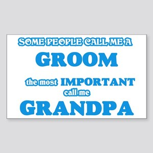 Some call me a Groom, the most important c Sticker