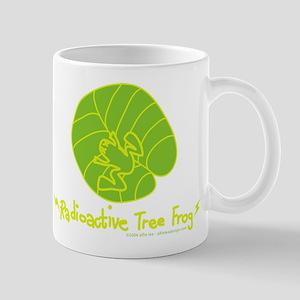 Radioactive Tree Frog! Mug
