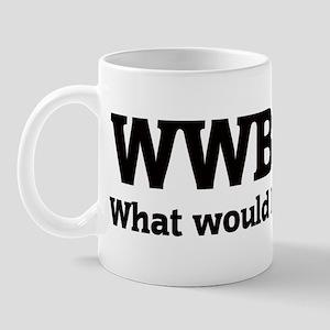 What would Bo do? Mug