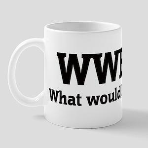What would Blake do? Mug