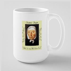 Nuns Jubilee Gifts II Large Mug