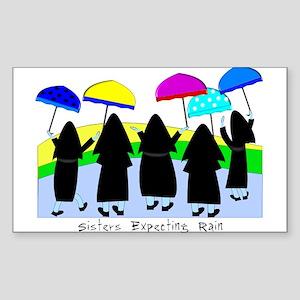 Nuns Jubilee Gifts II Sticker (Rectangle 10 pk)