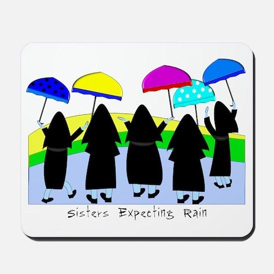 Nuns Jubilee Gifts II Mousepad