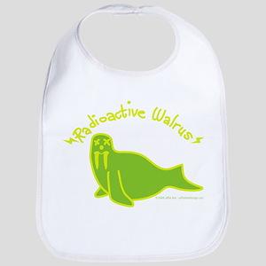 Radioactive Walrus! Bib