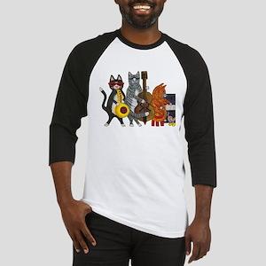 Jazz Cats Baseball Jersey