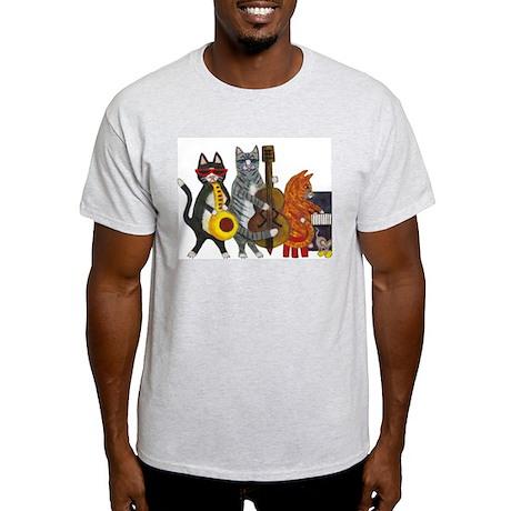 Jazz Cats Light T-Shirt