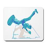 Street Breakdancer Mousepad