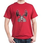 Whitetail deer,tag out Dark T-Shirt