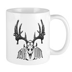 Whitetail deer,tag out Mug