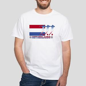 Netherlands soccer White T-Shirt