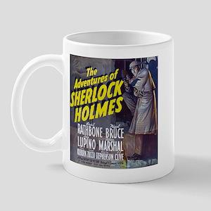 $14.99 Adventures of Sherlock Holmes Mug
