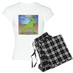 T-Rex Early Football Women's Light Pajamas