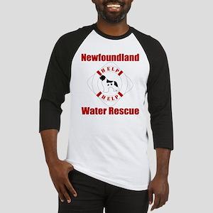 Help Landseer Help Baseball Jersey