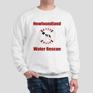 Help Landseer Help Sweatshirt