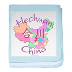 Hechuan China baby blanket